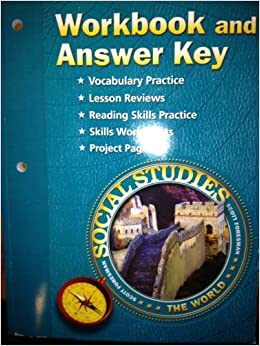 Scott Foresman Social Stu S Workbook And Answer Key