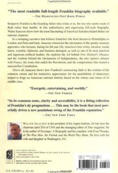 Livres Couvertures de Benjamin Franklin: An American Life