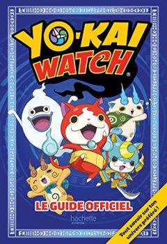 Livres Couvertures de Yo-kaï Watch - Guide officiel