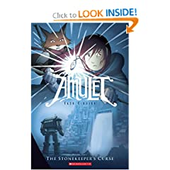 The Stonekeeper's Curse (Amulet, Book 2)