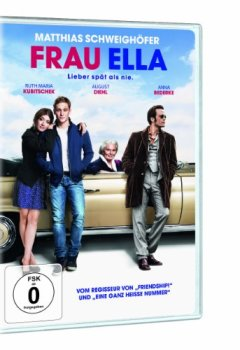 Livres Couvertures de DVD * Frau Ella [Import anglais]