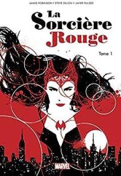 Livres Couvertures de La Sorcière Rouge, Tome 1