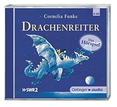Cornelia Funke - Drachenreiter (Oetinger Audio)