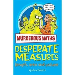 Desperate Measures (Murderous Maths)
