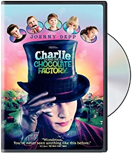 """Cover of """"Charlie and the Chocolate Facto..."""