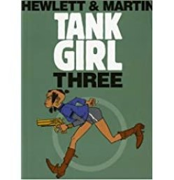 TANK GIRL: THREE  3