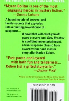 Livres Couvertures de Deal Breaker: The First Myron Bolitar Novel