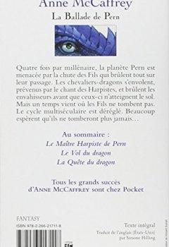 Livres Couvertures de La ballade de Pern (3)