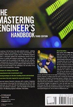 Livres Couvertures de The Mastering Engineer's Handbook
