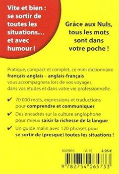 Telecharger Mini Dictionnaire Anglais Francais Francais