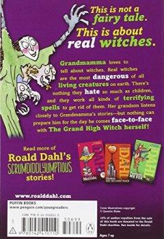 Livres Couvertures de The Witches.