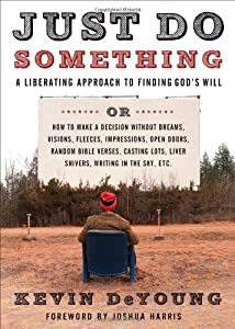 "Cover of ""Just Do Something: How to Make ..."