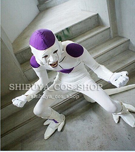 高品質コスプレ衣装 フリーザ ドラゴンボール 仮装オーダーサイズ可能