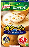 味の素 クノール カップスープ ポタージュ 8袋入 130.4g×6個