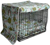 molly mutt bleecker street crate cover, small