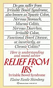 "Cover of ""Relief from IBS"""