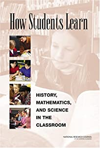 "Cover of ""How Students Learn: History, Ma..."