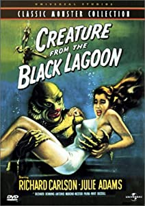 "Cover of ""Creature From the Black Lagoon ..."