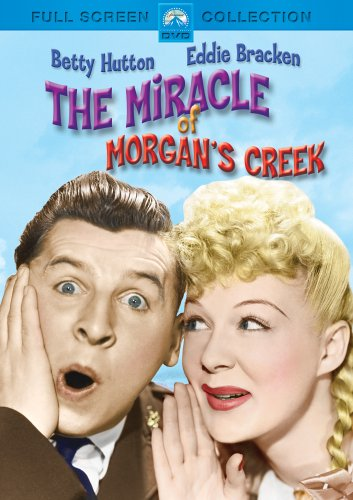 "Cover of ""The Miracle of Morgan's Creek"""