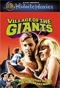 """Cover of """"Village of the Giants"""""""
