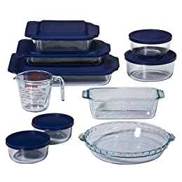 Product Image Pyrex 17-pc. Bakeware Set