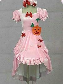 『うみねこのなく頃に』(うみねこのなくころに)魔女ラムダデルタ♪コスプレ衣装 完全オーダメイドも対応可能 コスチューム、コスプレ