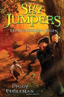 Sky Jumpers Book 2: The Forbidden Flats by Peggy Eddleman| wearewordnerds.com