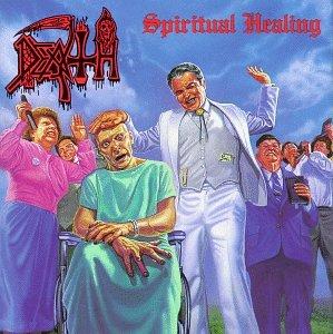 "Cover of ""Spiritual Healing"""