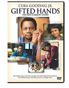 """Cover of """"Gifted Hands: The Ben Carson St..."""
