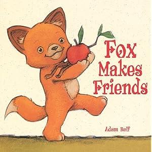 Fox Makes Friends