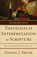 """Cover of """"Introducing Theological Interpr..."""