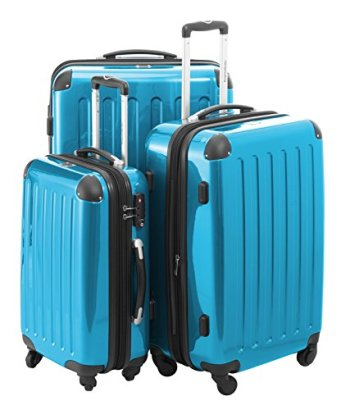 HAUPTSTADTKOFFER-Luggages-Sets-Glossy-Suitcase-Sets-Hardside-Spinner-Trolley-Expandable-20-24-28-TSA