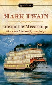 "Cover of ""Life on The Mississippi"""