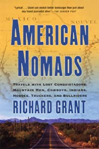 "Cover of ""American Nomads: Travels with L..."