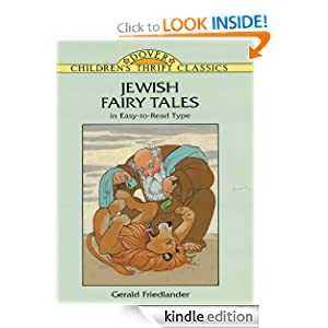 Jewish Fairy Tales (Dover Children's Thrift Classics)
