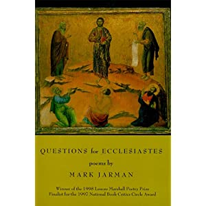 Questions for Ecclesiastes