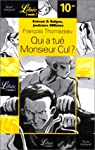 Schram et Guigou, justiciers RMistes. Qui a tué Monsieur Cul ?