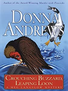 """Cover of """"Crouching Buzzard, Leaping Loon..."""