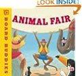 Animal Fair (Board Buddies) by Ponder Goembel