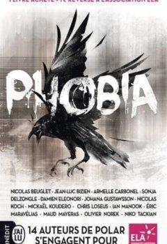Livres Couvertures de Phobia