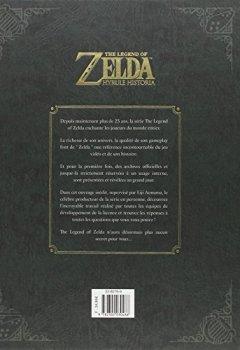 Livres Couvertures de Zelda - Hyrule Historia