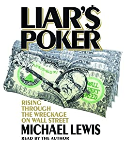 "Cover of ""Liar's Poker: Rising Through th..."