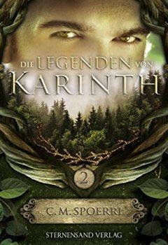 Buchdeckel von Die Legenden von Karinth (Band 2)