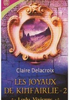 Livres Couvertures de Les Joyaux De Kinfairlie, Tome 2 : Lady Vivienne