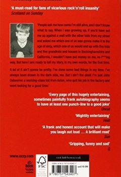 Livres Couvertures de I Am Ozzy