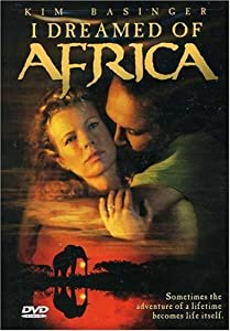 "Cover of ""I Dreamed of Africa"""