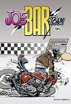 Livres Couvertures de Joe Bar Team, Tome 5