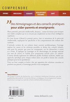 Livres Couvertures de Accompagner l'Enfant Surdoue