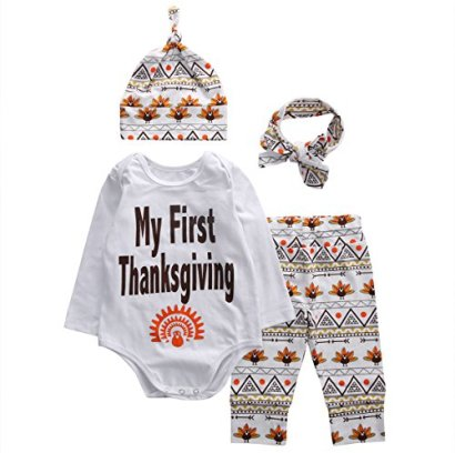 Baby-My-First-Thanksgiving-Bodysuit-and-Pants-Outfit-with-HatHeadband-700-6M