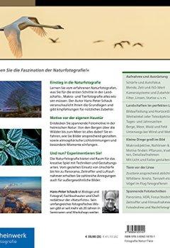 Cover von Naturfotografie: Die große Fotoschule – Natur, Landschaft, Makro und Tiere spektakulär in Szene setzen